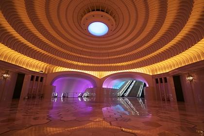 円形ホール