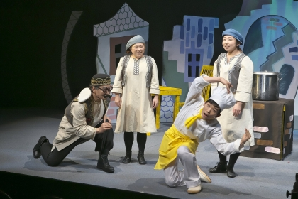 『タング』舞台写真2