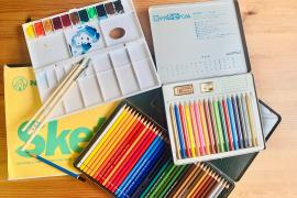オンラインアート教室軽画像