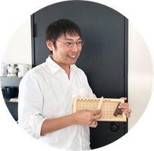 財津康輔氏