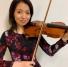 プロフィール写真・バイオリン