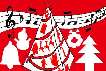 6月のクリスマス♪(小学)